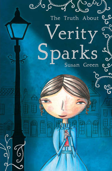 VERITY SPARKS COVER