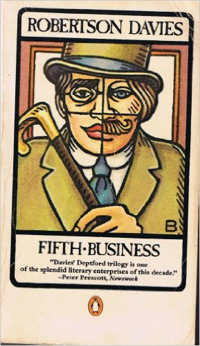 an analysis of the characters in fifth business by robertson davies